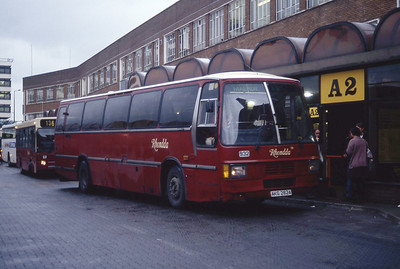 Rhondda 932 Cardiff Bus Stn Sep 94