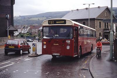 Rhondda 697 Pontypridd 2 Sep 94
