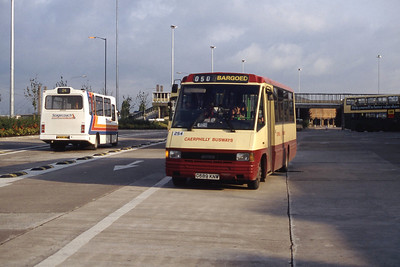 Rhondda 254 Newport Bus Stn Sep 94