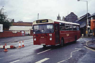 Rhondda 697 Pontypridd 1 Sep 94