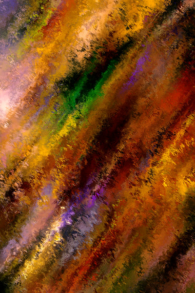 Cascade of Colors