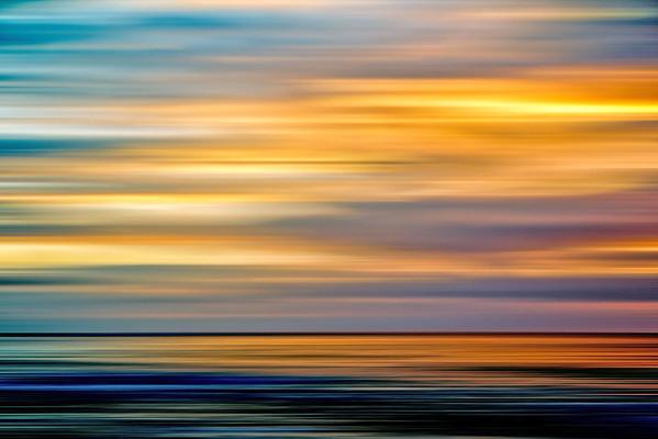 Ocean Sunset 1