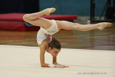 British National Championships 2012 - IA Gal 2