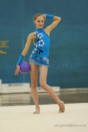 British National Championships 2012 - AA Gal 1