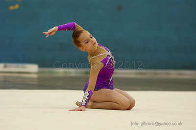 British National Championships 2012 - AA Gal 2