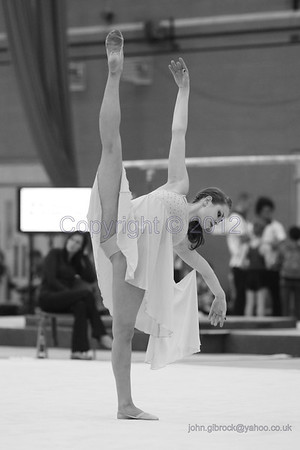 British National Championships 2012 - Senior Dance