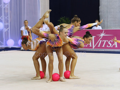 WC Minsk 2012 - Group AA