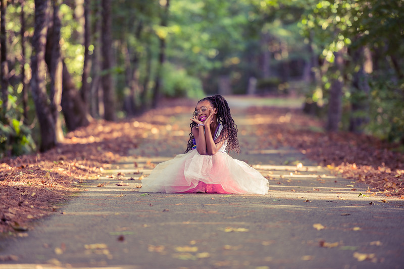 Ra'Niyah 9th Bday shoot