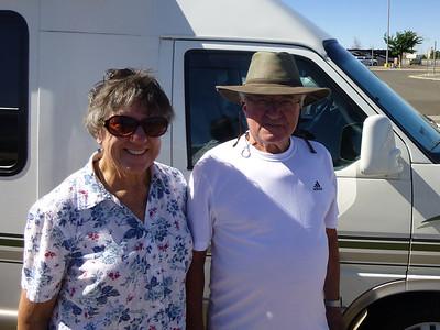 Barbara and Bob Keller