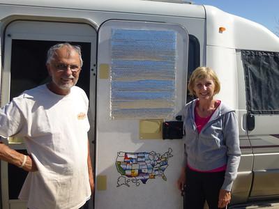 Bob Allwein and Linda Klein