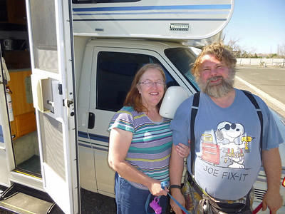 Cathy and Dave Barber
