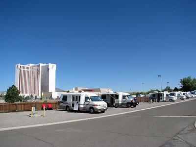 Grand Sierra Resort & Casino looms over the 2013 RRR1