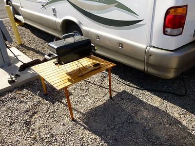 Easy and Simple BBQ setup