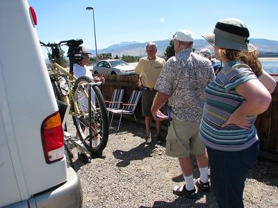 Bicycle Rack seminar ... by owner