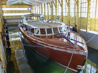 Yacht circa 1940 built for $87,000