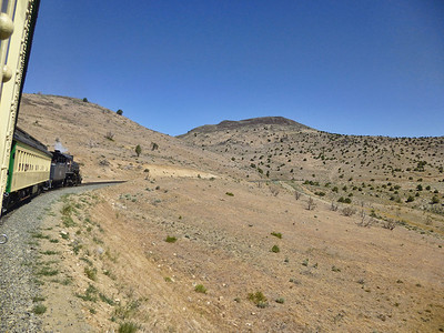 V and T Railway - Carson to Virginia City 15
