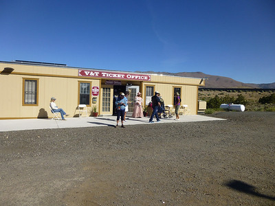 V and T Railway - Carson to Virginia City 02