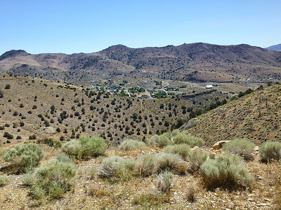 V and T Railway - Carson to Virginia City 21