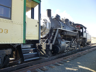 V and T Railway - Carson to Virginia City 05