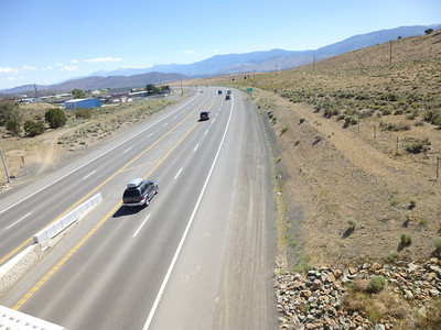 V and T Railway - Carson to Virginia City 11