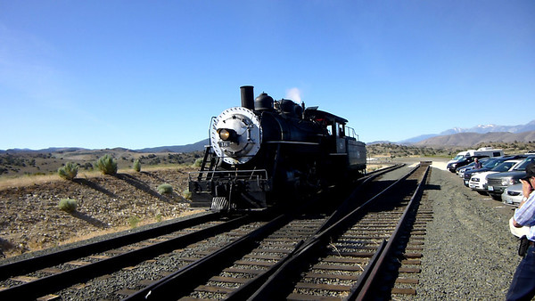 V and T Railway - Carson to Virginia City 08