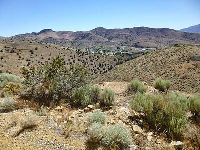 V and T Railway - Carson to Virginia City 20