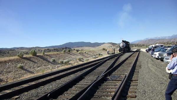 V and T Railway - Carson to Virginia City 07