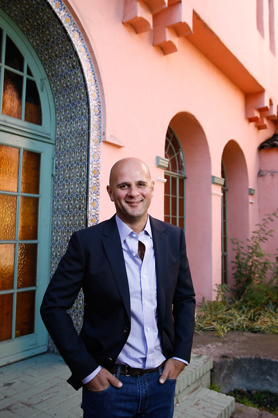 Alexander Taplin Riaz Principal & Founder of Riaz INC. 11082016