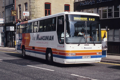 Stagecoach Ribble 148 Manchester Road Burnley Mar 94