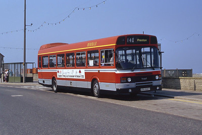 Stagecoach Ribble 888 Morecambe Battery Sep 91