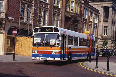 Stagecoach Ribble 426 Lancaster Rd Blackpool Sep 91