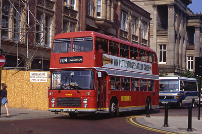 Stagecoach Ribble 2011 Lancaster Rd Blackpool Sep 91