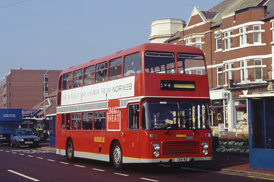 Stagecoach Ribble 2008 ST Annes Rd West St Annes Sep 91