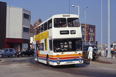 Stagecoach Ribble 1450 Preston Bus Stn Sep 91