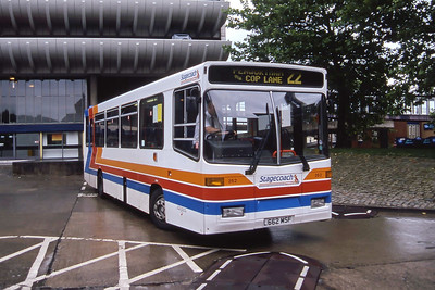 Stagecoach Ribble 262 Preston Bus Stn Jun 00