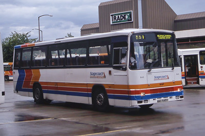 Stagecoach Ribble 645 Preston Bus Stn Jun 00