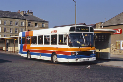 Stagecoach Ribble 835 Lancaster Bus Stn Sep 91