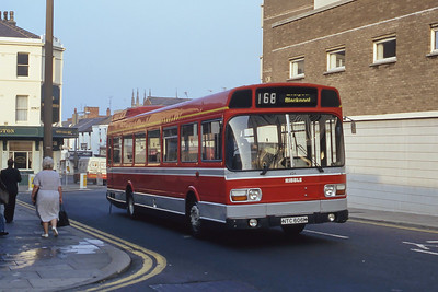 Stagecoach Ribble 426 Deansgate Blackpool Sep 91
