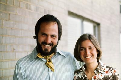 1975 Greg & Nancy