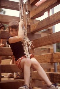 1975-06 Bonnie At Brookdale Park