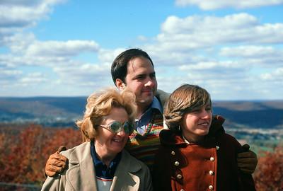1975 Jeanne, Greg & Nancy