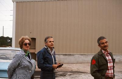 1976 Jeane, Frank, & Michael