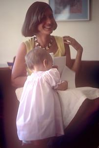 1977-04 Nicole & Nancy