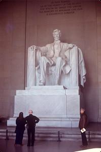 1977-05 Lincoln Memorial