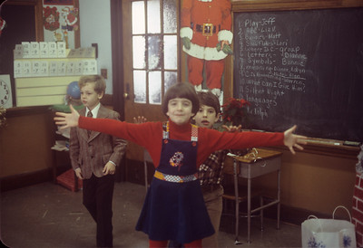 1977-12 Bonnie School Play