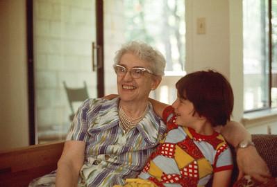 1978-07 Bonnie & Gramma Lou