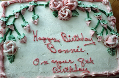 1978-01 Bonnie's Birthday Cake
