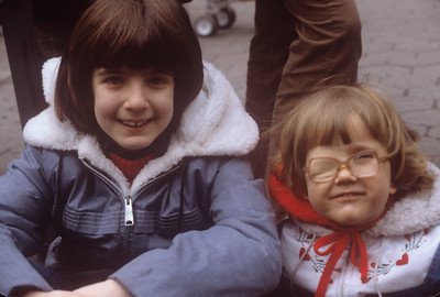 1979-03 Bonnie & NIcole
