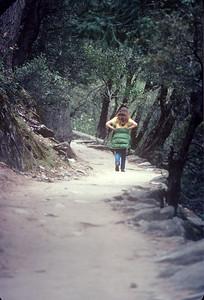 1980-05 Yosemite CA Honeymoon-4