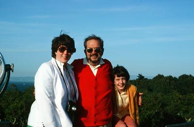 1980-05 Bonnie, Sue & Ernie In San Francisco